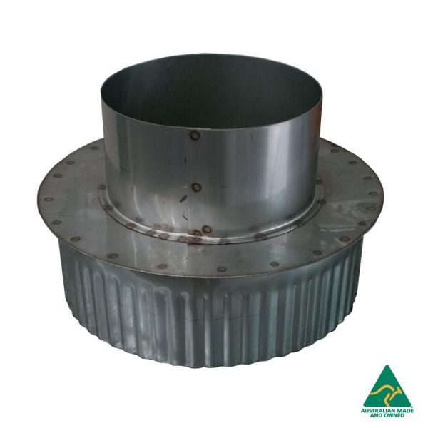 Wood / Gas 4″ to 6″ Reducer