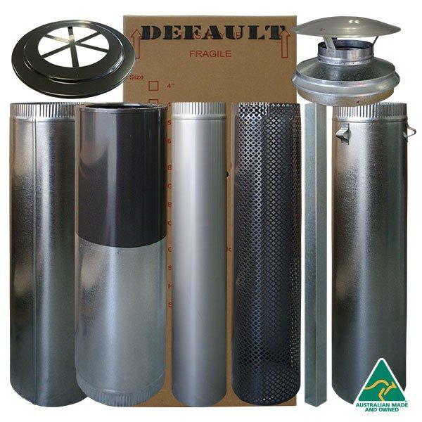 Flue System Wildcat Industries Dandenong